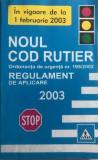 Noul cod rutier 2003