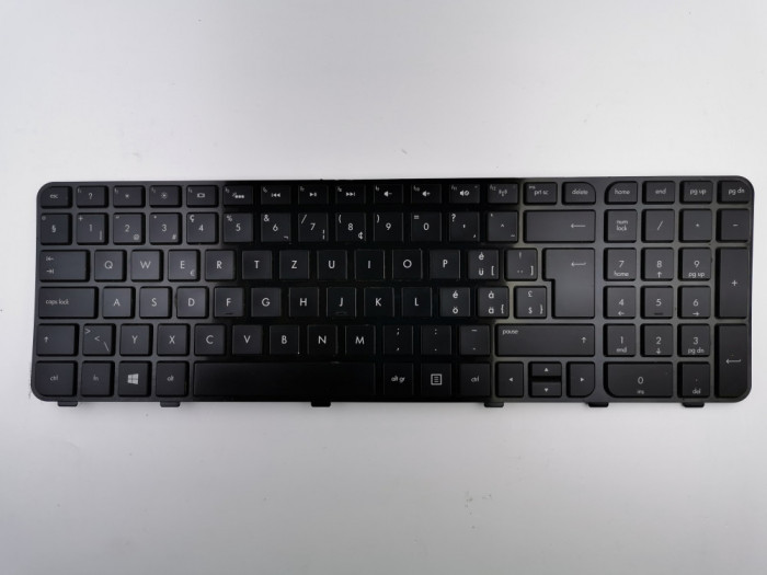 Tastatura Iluminata Hp Envy DV6 - 7267ez DV6-7000  697455-BG1 SW Layout