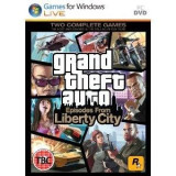 Grand Theft Auto Episodes from Liberty City PC, Role playing, 18+, Single player, Rockstar Games