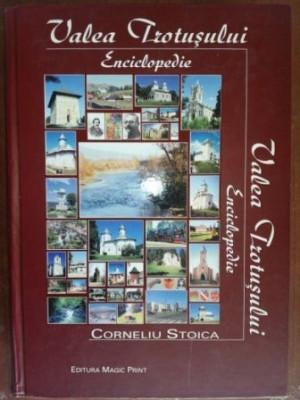Valea Trotusului enciclopedie- Corneliu Stoica foto