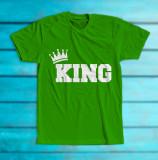 "Cumpara ieftin Tricou ""King"""