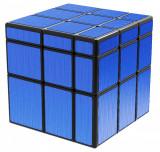 Cumpara ieftin Cub Rubik 3x3x3 QiYi Mirror, Blue, 1311CUB