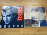 ROD STEWART - CAMOUFLAGE (1984,WB,GERMANY) vinil vinyl