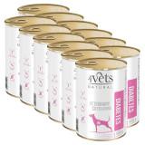 Cumpara ieftin 4Vets Natural Veterinary Exclusive DIABETES 12 x 400 g