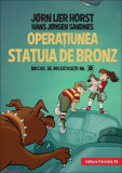 Operaţiunea Statuia de bronz. Biroul de investigații nr. 2.