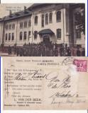 Husi (jud.Vaslui)- Liceul Cuza Voda- verso reclama olandeza