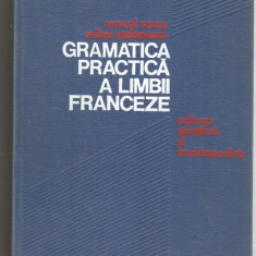 Gramatica practica a limbii franceze-Marcel Saras + bonus