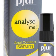 Lubrifiant Anal Pjur Analyse Me! Comfort Serum, 20 ml