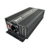Invertor auto Convertor SINUS PUR 1000 12V 220V