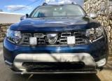 Duster II (2018-) - Bara protectie fata (Dacia Original)