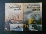 ILIE MANOLE - CONFRUNTARI NAVALE 2 volume