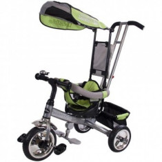 Tricicleta Copii Speed Lux - Sun Baby - Verde