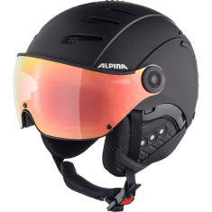 Casca Alpina JUMP 2.0 HM black matt
