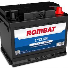 Acumulator Rombat 12V 62AH Cyclon 7681