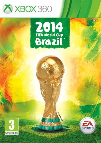 2014 FIFA World Cup Brazil XB360