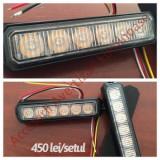 Flashuri cu 6 LED si lupa profesionale SLIM