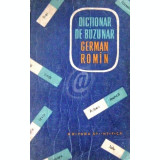 Dictionar de buzunar german - roman (1961)