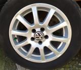 Roti/Jante VW, Audi, Skoda, 5x100, 195/65 R16, Golf 4, Bora, Beetle