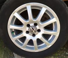 Roti/Jante VW, Audi, Skoda, 5x100, 195/65 R16, Golf 4, Bora, Beetle foto