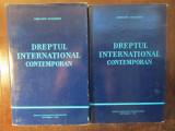 Dreptul International Contemporan I, II - Grigore Geamanu