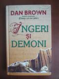 Dan Brown - Îngeri și demoni