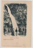 Busteni Urlatoarea din Busteni , Salutari din Romania, Circulata, Printata, Prahova