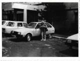 B831 Hotel Opal din Aurora Oltcit Dacia 1100 1987 Romania comunista