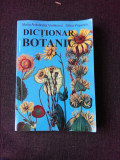 DICTIONAR BOTANIC - MARIA ANTOANETA VINTILESCU