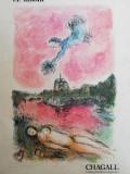 Marc Chagall(1887-1985) - Mapa cu 13 litografii originale, 1981 / RARITATE