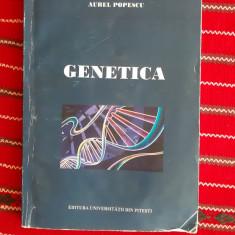 GENETICA -AUREL POPESCU