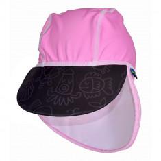 Sapca Pink Ocean 4-8 ani protectie UV Swimpy for Your BabyKids