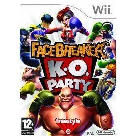 Facebreaker K.O. Party Wii foto