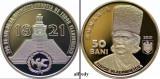 ROMANIA 2021 50 Bani, 200 de ani - revolutia lui Tudor Vladimirescu, Proof