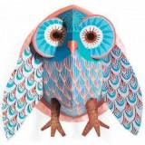 Cumpara ieftin Decoratie pop-up Bufnita colorata