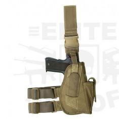 Toc pistol picior - Tan [8Fields]