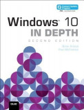 Windows 10 in Depth (Includes Content Update Program)