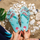 Papuci Bemia verzi