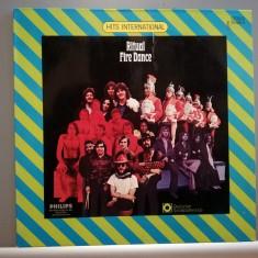 Ritual Fire Dance – Selectii Rock:Black Sabbath...etc (1975/Philips/RFG) - Vinil