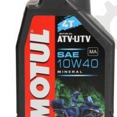 Motul Atv-Utv Expert 10W40 4T 1L
