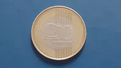 Ungaria , 200 Forint 2011 foto