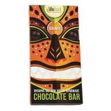 Cumpara ieftin Ciocolata cu portocale raw bio 70g