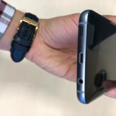 Samsung S7 Edge impecabil, Negru, Neblocat, Smartphone