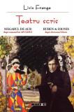 Teatru scris | Liviu Franga