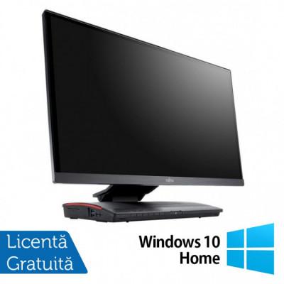 All In One Fujitsu Esprimo X923, 23 Inch, Intel Core i3-4160T 3.10GHz, 8GB DDR3, 500GB SATA + Windows 10 Home foto
