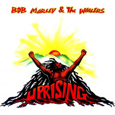 Bob Marley The Wailers Uprising 180g HQ LP (vinyl)