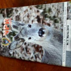 Revista Almanah Vanatorul si Pescarul roman AGVPS Nr3 Martie 2010