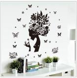 Cumpara ieftin Sticker decorativ, Woman 85 cm, 144STK