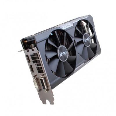 Placa video SAPPHIRE Radeon R9 380 NITRO, 4GB GDDR5, 256-bit foto
