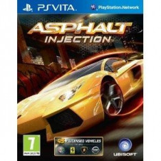 Asphalt: Injection PS Vita