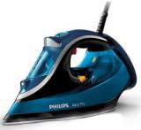 Fier de calcat Philips GC4881/20 Azur Pro, Talpa T-IonicGlide, 2800W, 0.35l (Albastru-Negru), 2800 W